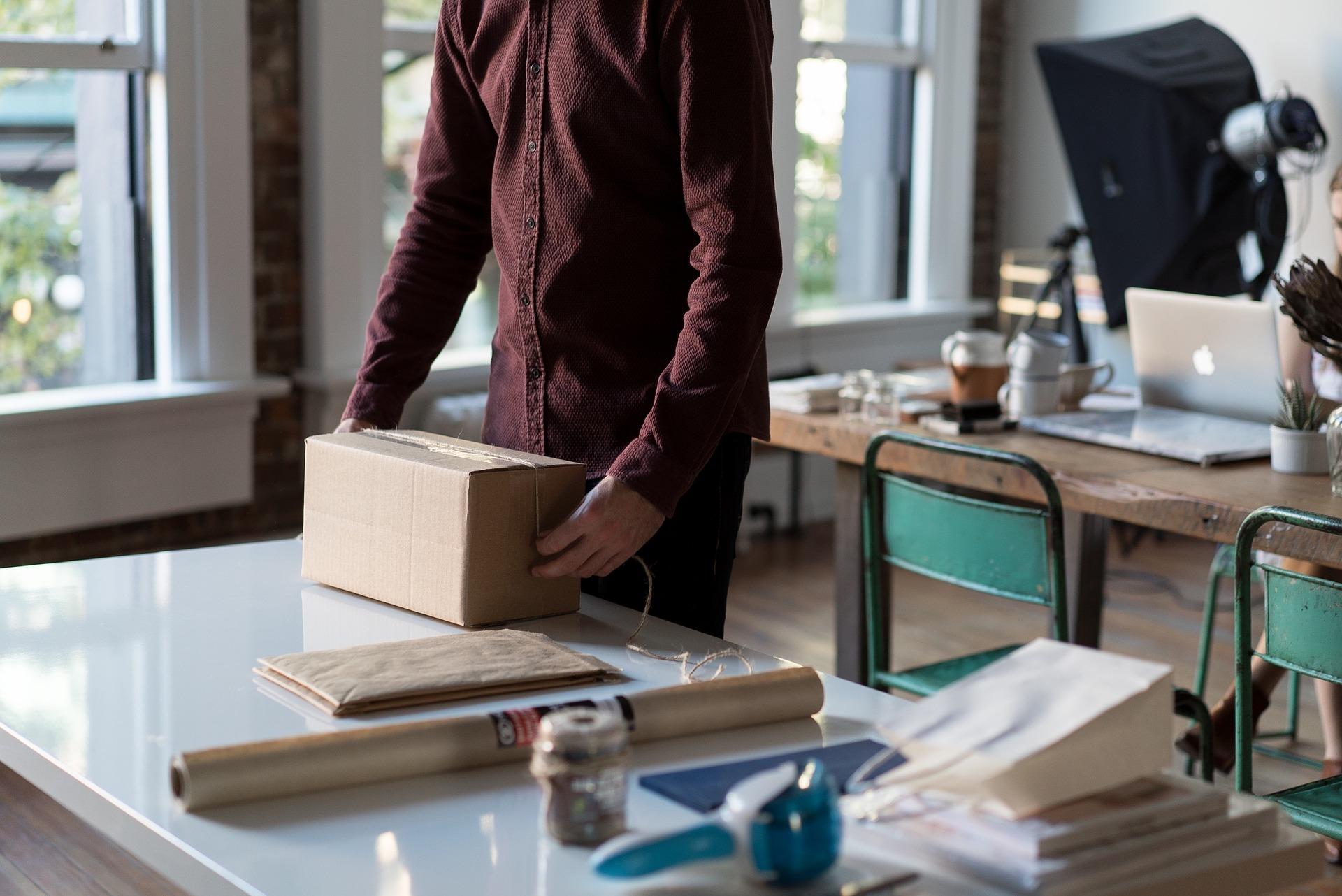 Kur tiek izmantotas kartona iepakojuma kastes?